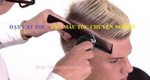 Khóa học cắt tóc – dạy tạo mẫu tóc chuyên nghiệp tại Hà Nội 01