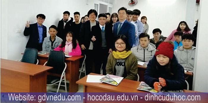 Cao đẳng tiếng Hàn Quốc 1 + 2 (1 năm học tại Việt Nam, 2 năm học tại Hàn Quốc) 02