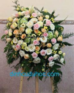 dạy cắm hoa theo chủ đề mở hiệu kinh doanh (13)