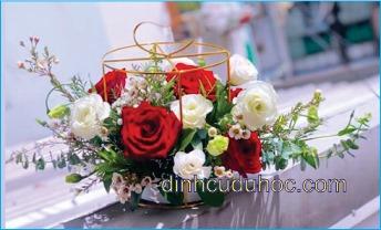 dạy cắm hoa theo chủ đề mở hiệu kinh doanh (2)